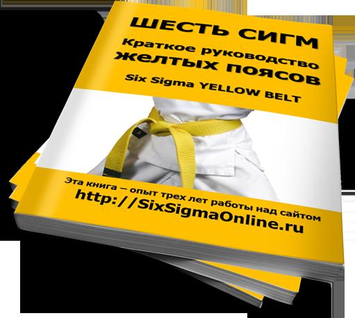 Шесть Сигм Краткое Руководство Желтых Поясов